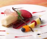 ロワジールホテル 料理
