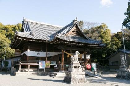 牟呂八幡宮