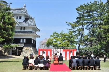 吉田城前 結婚式
