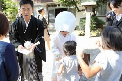 安久美神戸神明社 小野様・川崎様