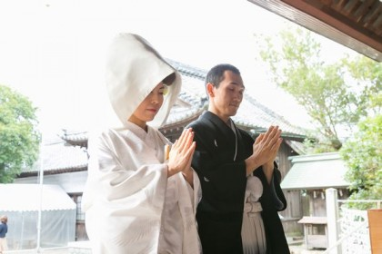 安久美神戸神明社 大竹様・高橋様