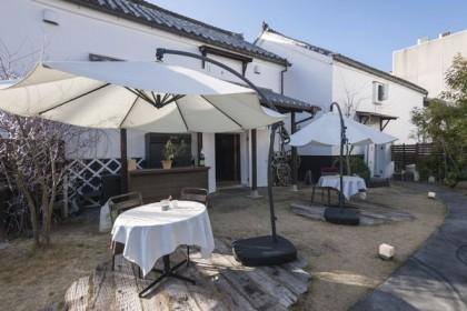 四間道レストラン matsuura