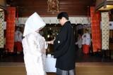 安久美神戸神明社 中西様