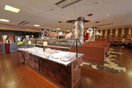 ステーキレストラン 「ブルーラグーン」