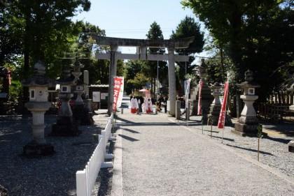 牟呂八幡宮 挙式