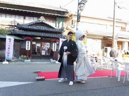 いなり楽市 結婚式